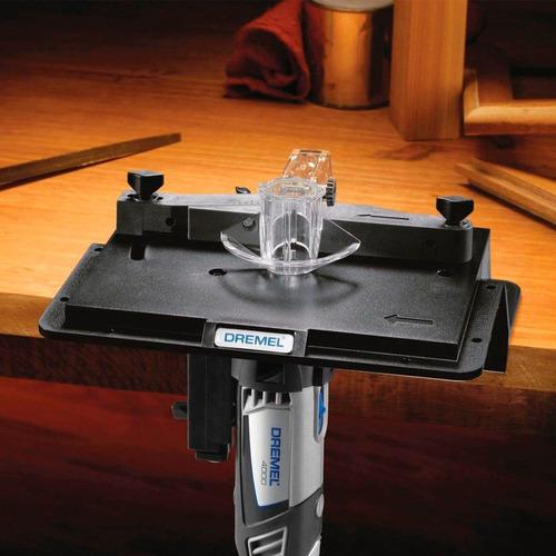 mesa fresadora adaptador accesorio dremel 231 env o gratis