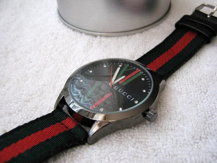 reloj gucci n85 2ac3747ad5eb