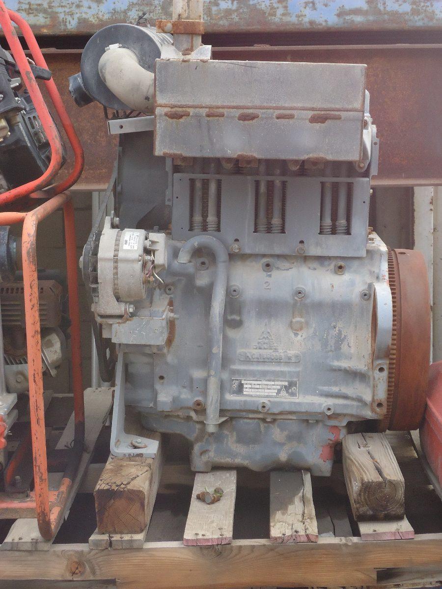Motor Deutz Diesel Completo De 2 Cilindros U S 3 100 00