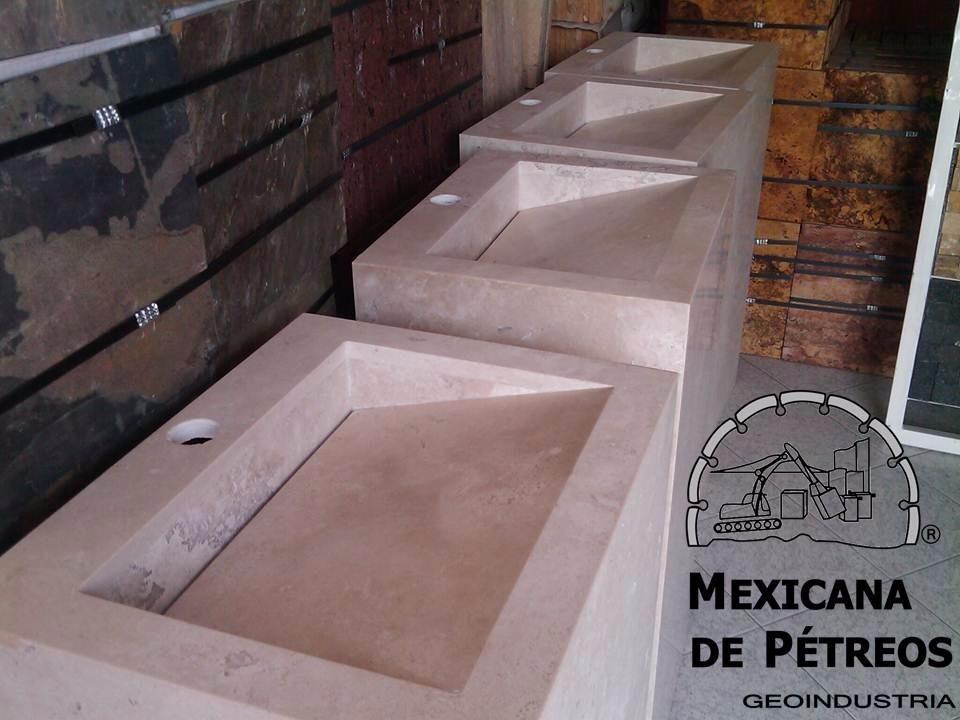 lavabos para baos en pueblade mrmol beige para bao con lavabo minimalista u en lavabos para baos en puebla with marmol para baos precios