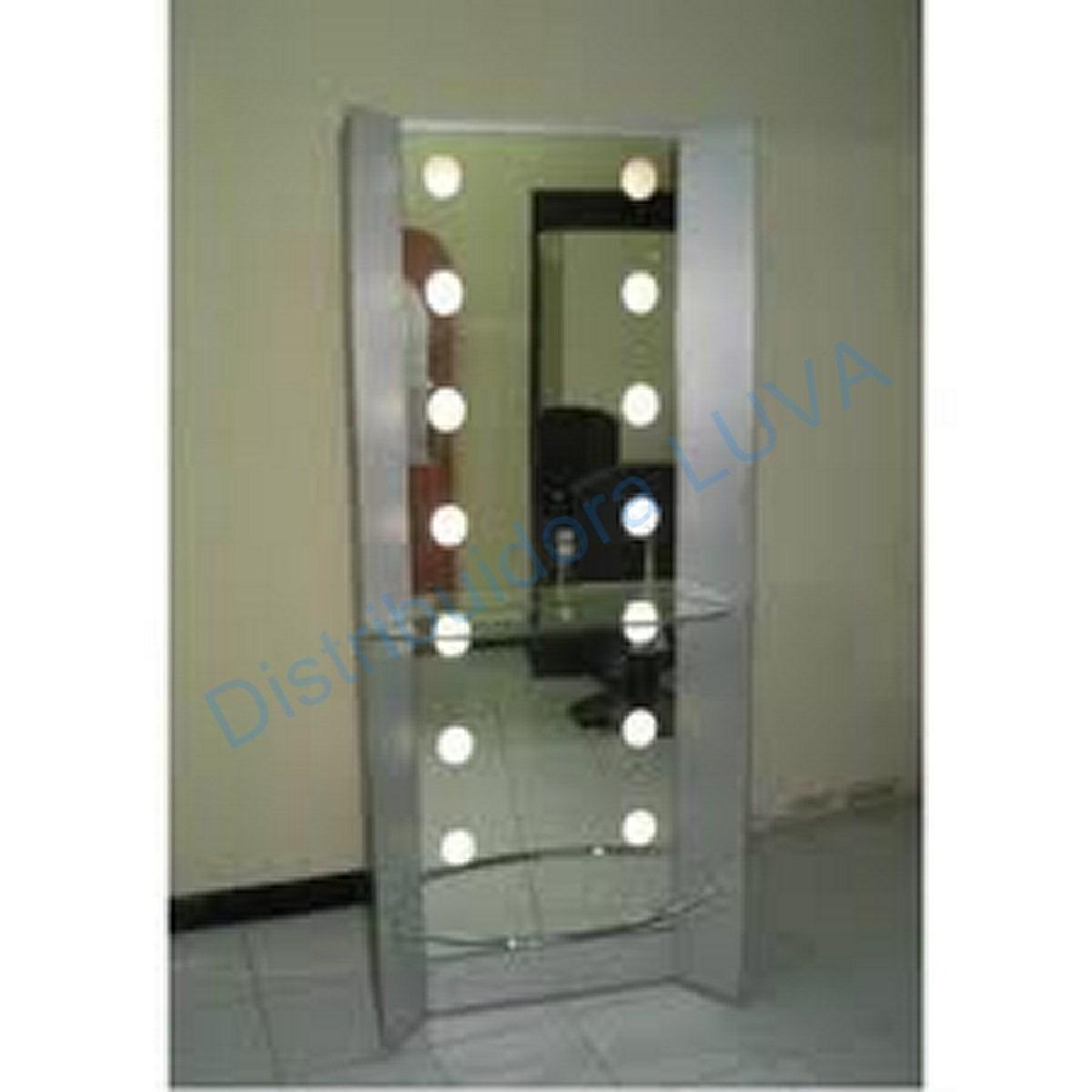 Muebles para estetica tocador sofia con luz integrada for Muebles de estetica