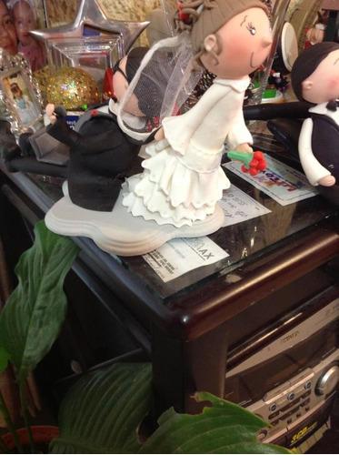 novios para pastel del bodas