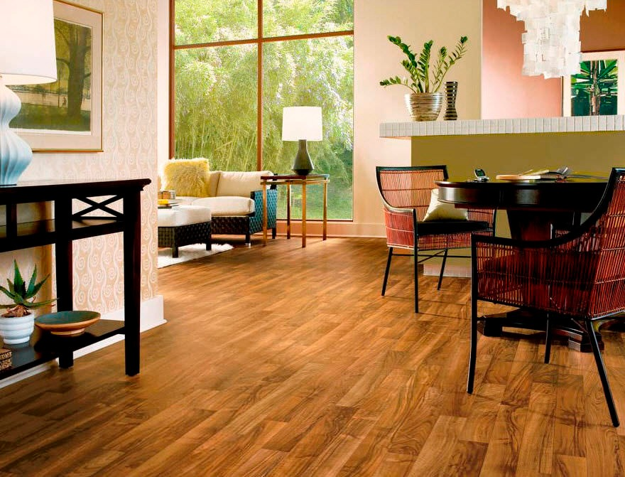 piso pvc vinilico tipo madera texturizado resistente al. Black Bedroom Furniture Sets. Home Design Ideas