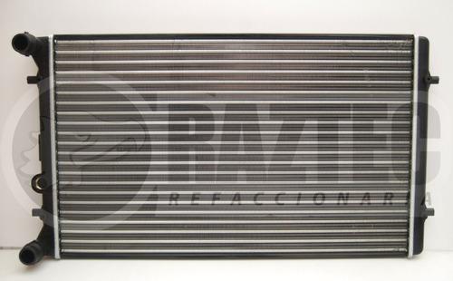 radiador jetta  a4  c/a 99-2010