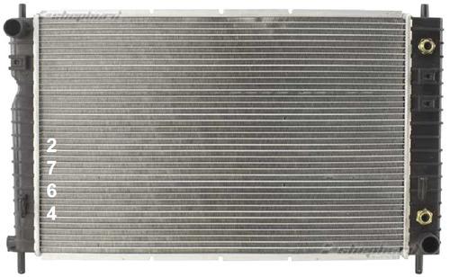 radiador para chevrolet equinox 3.4l v6 2005 - 2005 nuevo!!!