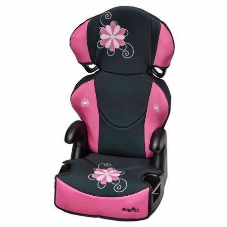 Silla de seguridad de bebe para auto evenflo carrissa w for Precio de silla de bebe para auto