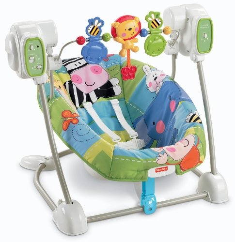 Fisher Price Rainforest Swing Instruction Manual Fisher