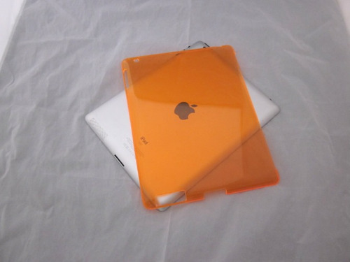 smart cover + protector trasero + mica ipad / ipad mini