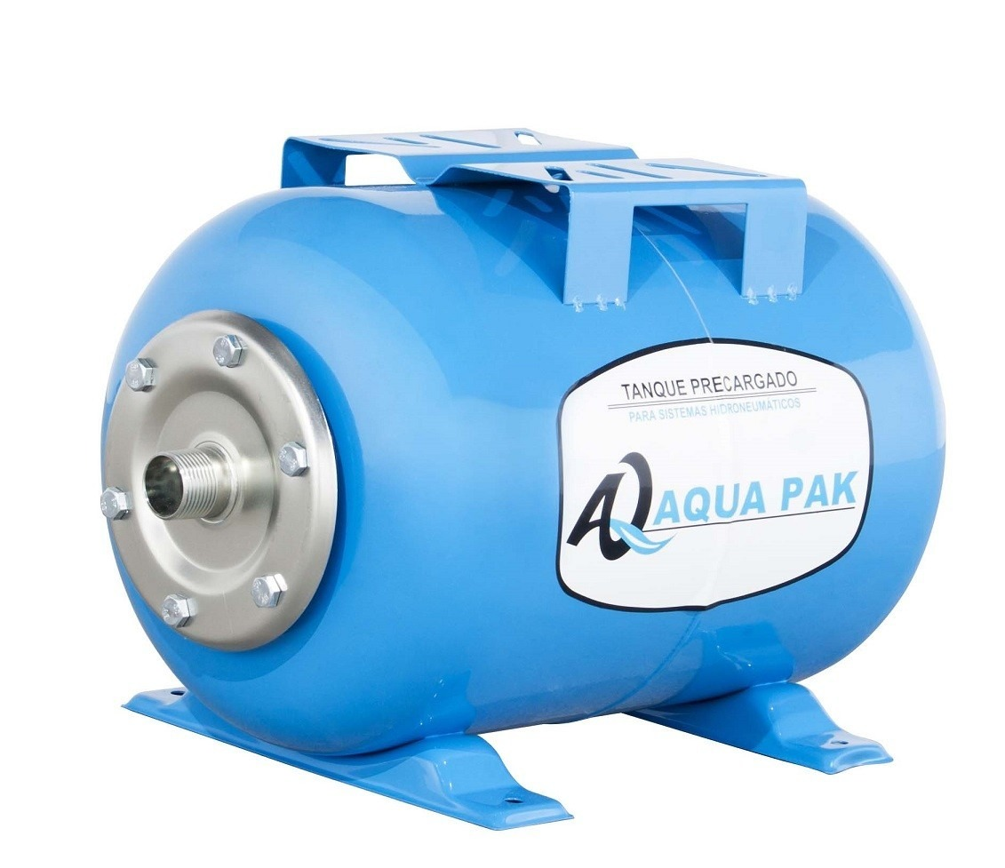 Tanque para hidroneumatico capacidad de 50 lts membrana for Precio de hidroneumatico