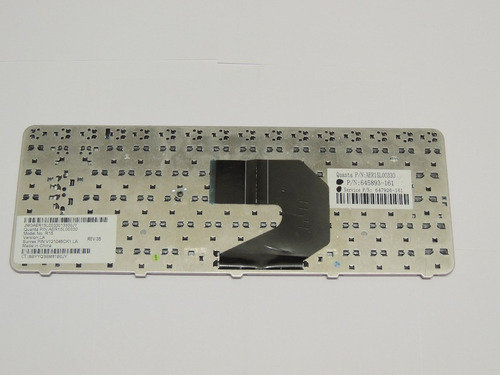 teclado hp g4-1000 cq43 cq57 cq58 450 rosa español maa