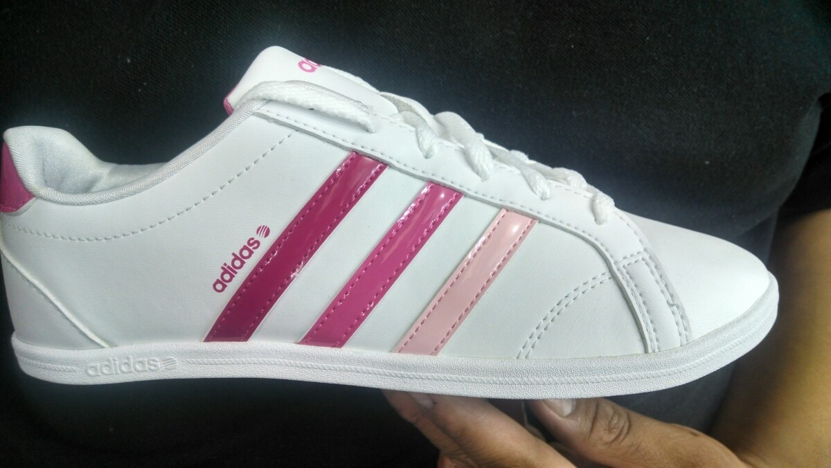 tenis adidas rosas 2016