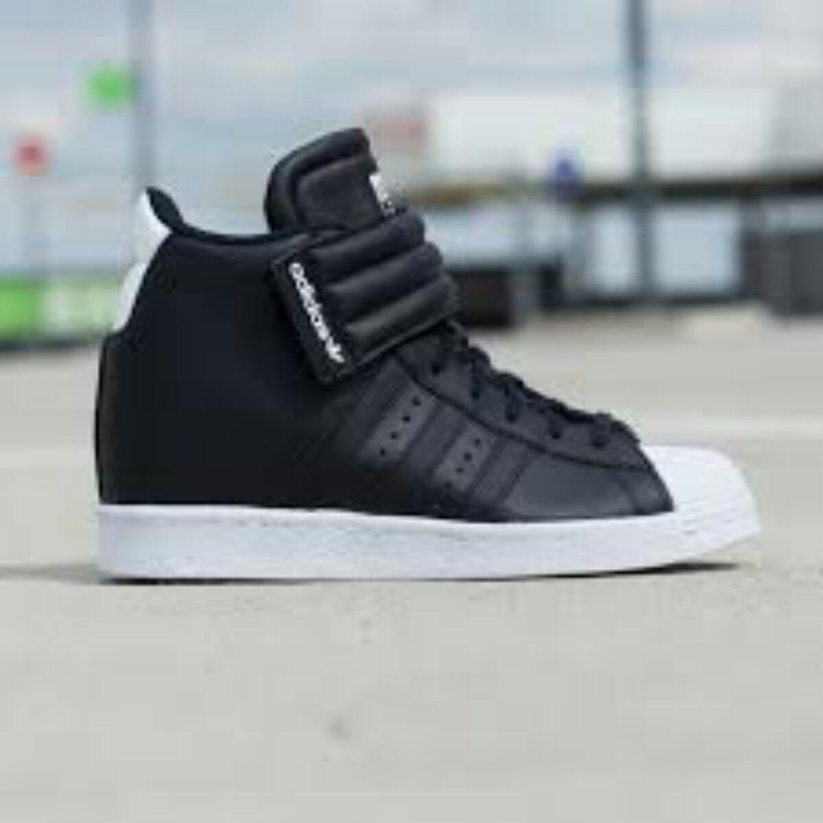 zapatos adidas mujer plataforma