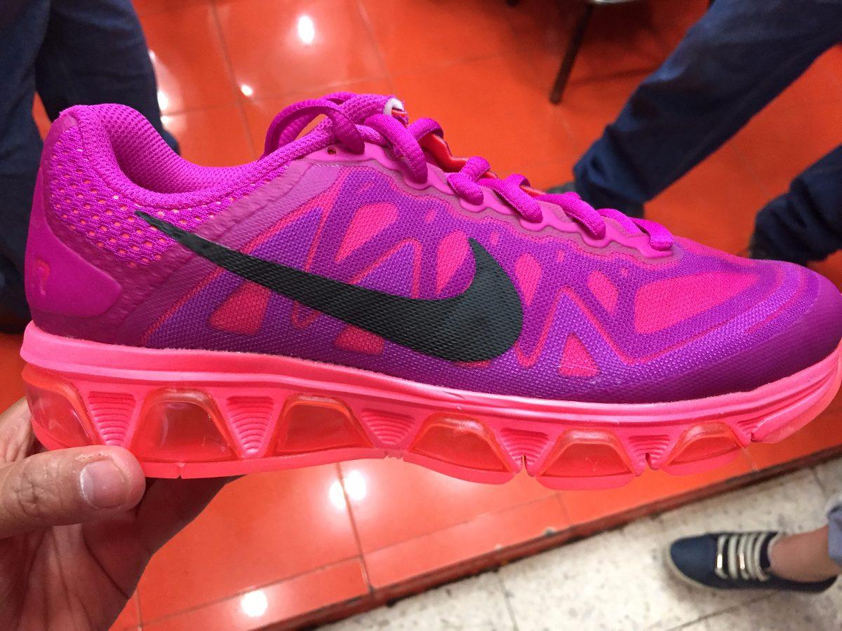 Nike Air Max 2015 morado