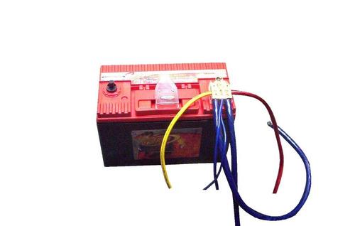 terminal para bateria de super lujo! au1