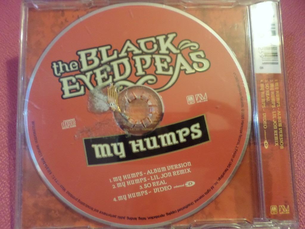 black eyed peas video my humps: