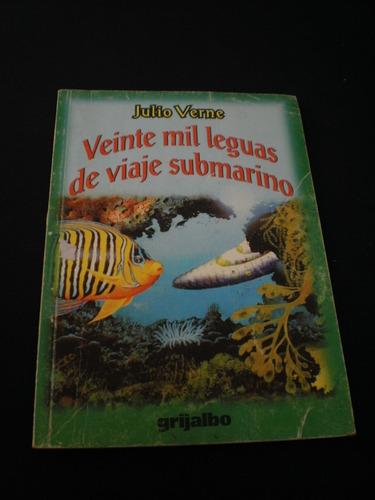 veinte mil leguas de viaje submarino - julio verne