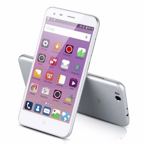 comes zte v6 gris small solid